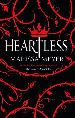 Image result for heartless by marissa meyer
