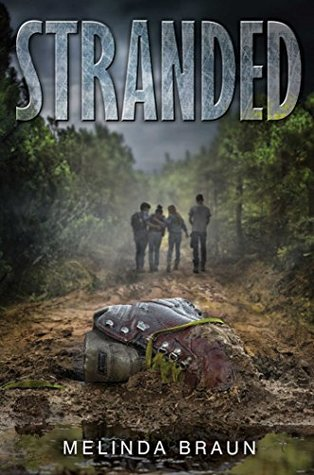 Stranded By Melinda Braun - Emma lucy braun map of us