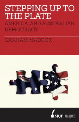 Stepping Up to the Plate by Graham Maddox