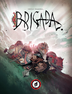 Brigada by Enrique Fernández