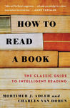 Book cover for How to Read a Book