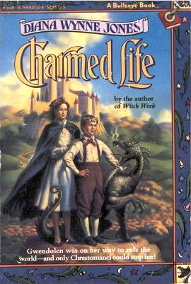 Charmed Life by Diana Wynne Jones