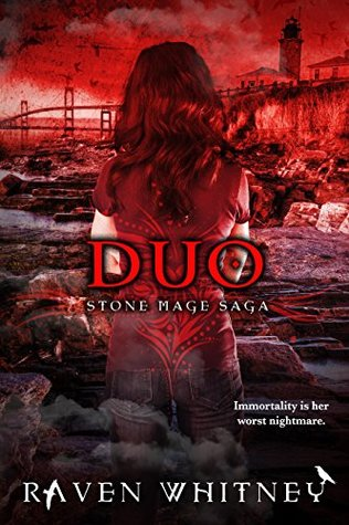Duo Stone Mage Saga Book 2 By Raven Whitney