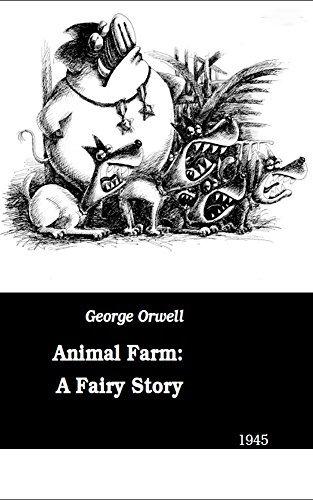 Animal Farm(Translation: Chinese): A Fairy Story