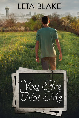 Book Review: You Are Not Me ('90s Coming of Age #2) by Leta Blake