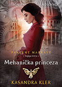 Mehanička princeza (The Infernal Devices, #3)