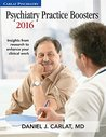 Psychiatry Practice Boosters 2016: Insights from research to enhance your clinical work