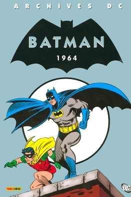Archives DC: Batman: 1964