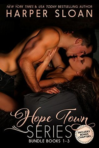 Hope Town Books 1-3 by Harper Sloan