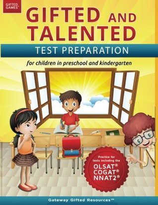Gifted and Talented Test Preparation by Gateway Gifted Resources