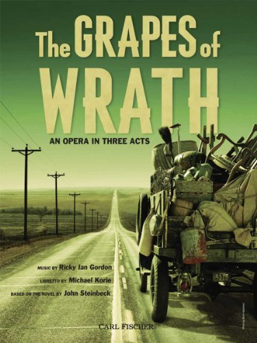 The Grapes Of Wrath   An Opera In 3 Acts