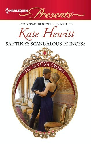 Santina's Scandalous Princess (The Santina Crown #3)