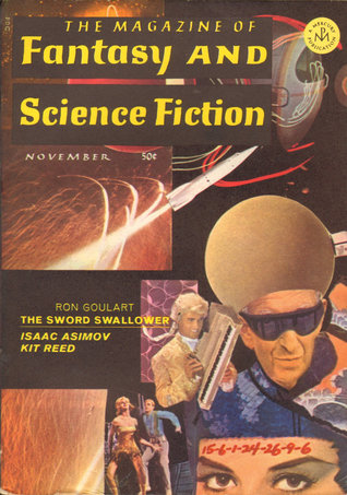The Magazine of Fantasy and Science Fiction, November 1967 (The Magazine of Fantasy & Science Fiction, #198)