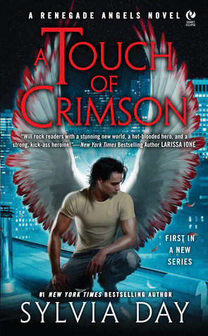 A Touch of Crimson(Renegade Angels 1)