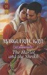 The Harlot and the Sheikh (Hot Arabian Nights #3)