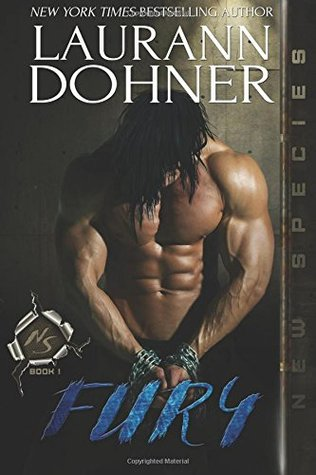 Ebook Fury (New Species) by Laurann Dohner TXT!