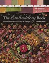 The Embroidery Book: Visual Resource of Color & Design - 149 Stitches - Step-by-Step Guide