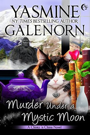 Book Review: Murder Under a Mystic Moon by Yasmine Galenorn