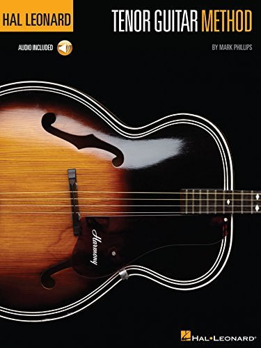 Hal Leonard Tenor Guitar Method
