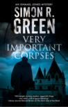 Very Important Corpses (Ishmael Jones, #3)