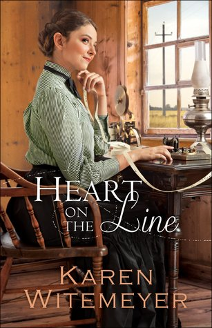 Heart on the Line (Ladies of Harper's Station #2)