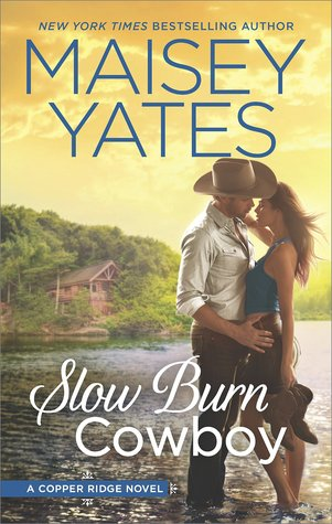 Slow Burn Cowboy (Copper Ridge, #7)
