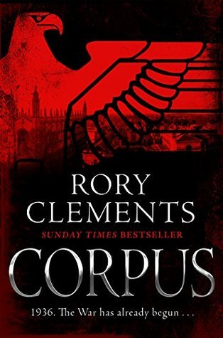 Image result for corpus rory clements