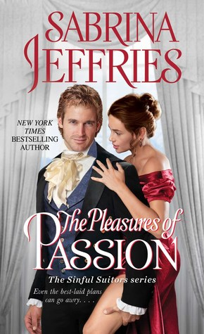The Pleasures of Passion (Sinful Suitors, #4)
