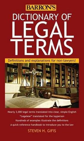 the plainlanguage law dictionary