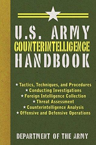 U.S. Army Counterintelligence Handbook