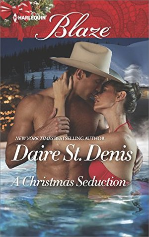 {Countdown to Christmas} with Daire St. Denis, author of A Christmas Seduction
