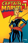 Captain Marvel (2012-2013) #1 by Kelly Sue DeConnick