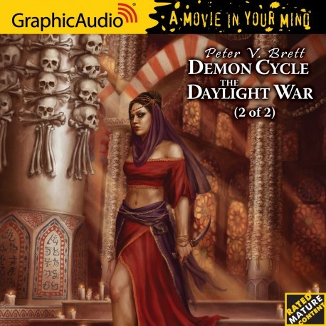 The Daylight War (2 of 2) (Demon Cycle, #3)