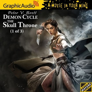The Skull Throne (1 of 3) (Demon Cycle, #4)