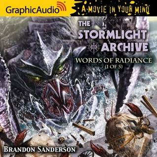Words of Radiance (1 of 5) (The Stromlight Archive #2, Part 1 of 5)