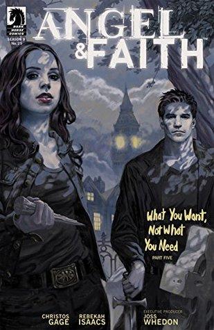 Angel & Faith #25