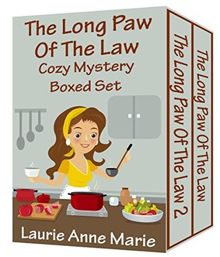 The Long Paw of the Law: Cozy Mystery Boxed Set (Ashley Crane Mystery #1-2)