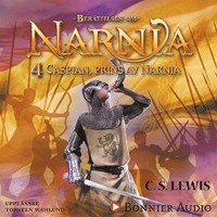 Caspian, prins av Narnia (Chronicles of Narnia, #2)