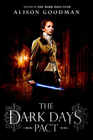 The Dark Days Pact (Lady Helen #2)