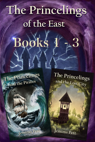 Princelings of the East Books 1-3