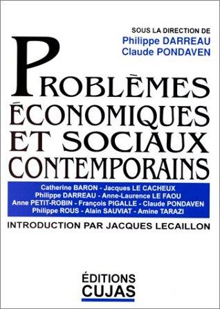 Problèmes économiques et sociaux contemporains
