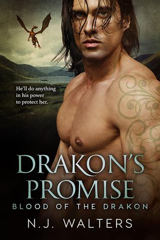 Ebook Drakon's Promise by N.J. Walters read!