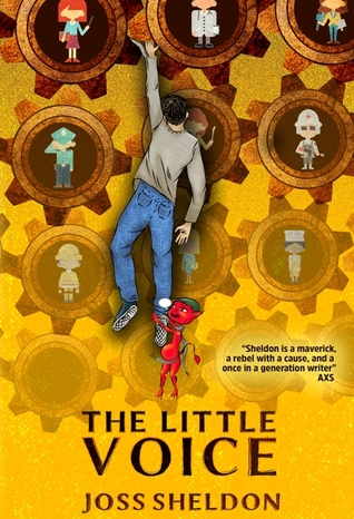 The Little Voice Book Cover