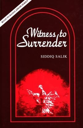 Witness To Surrender By Siddiq Salik Pdf