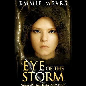 Audiobook Review: Eye of the Storm by Emmie Mears (@Mollykatie112, @EmmieMears, @amber_benson)
