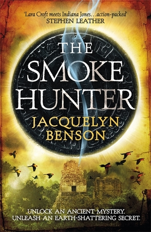 Review: The Smoke Hunter by Jacquelyn Benson