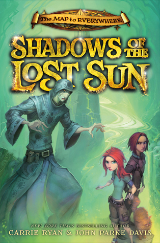 Shadows of the Lost Sun by Carrie Ryan thumbnail