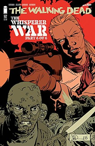 The Walking Dead, Issue #162