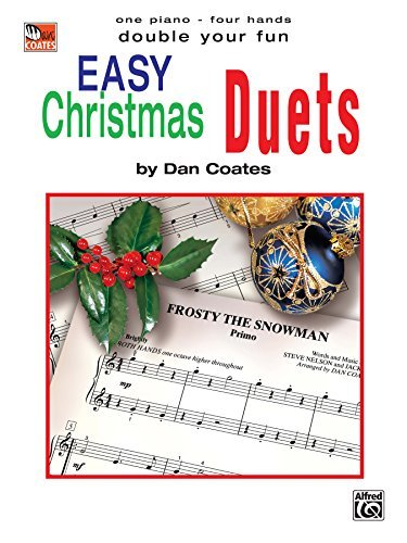 Double Your Fun: Easy Christmas Duets: Easy Piano Duet: 3