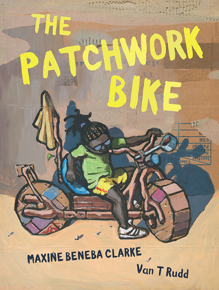 Image result for the patchwork bike illustrator